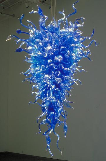 China Hand Blown Art Glass Pendent Lighting AG01 China Art Glass Lighting