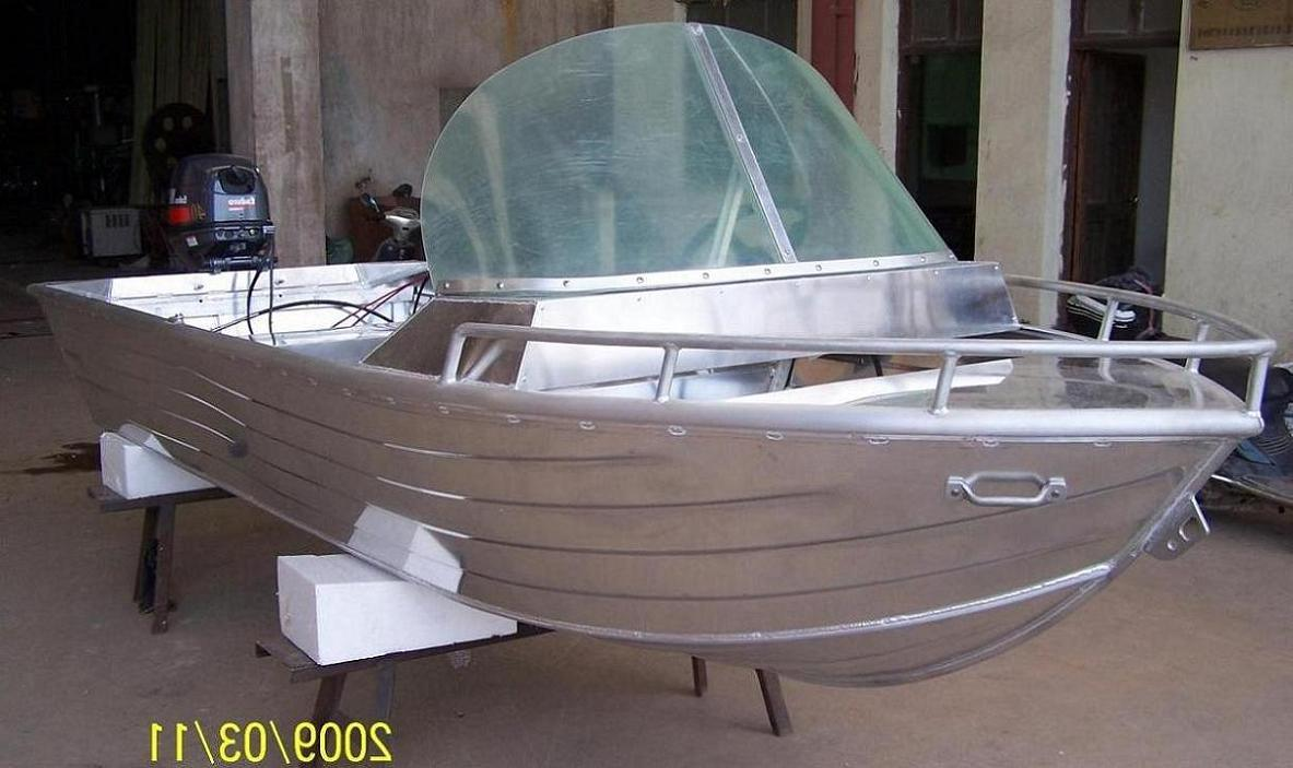 China Aluminum Boat (New SD-V Series) - China Aluminum Boat, V-Shaped Bottom Boat