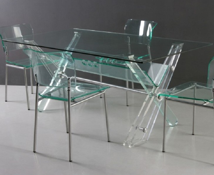table basse design plexiglas. Black Bedroom Furniture Sets. Home Design Ideas