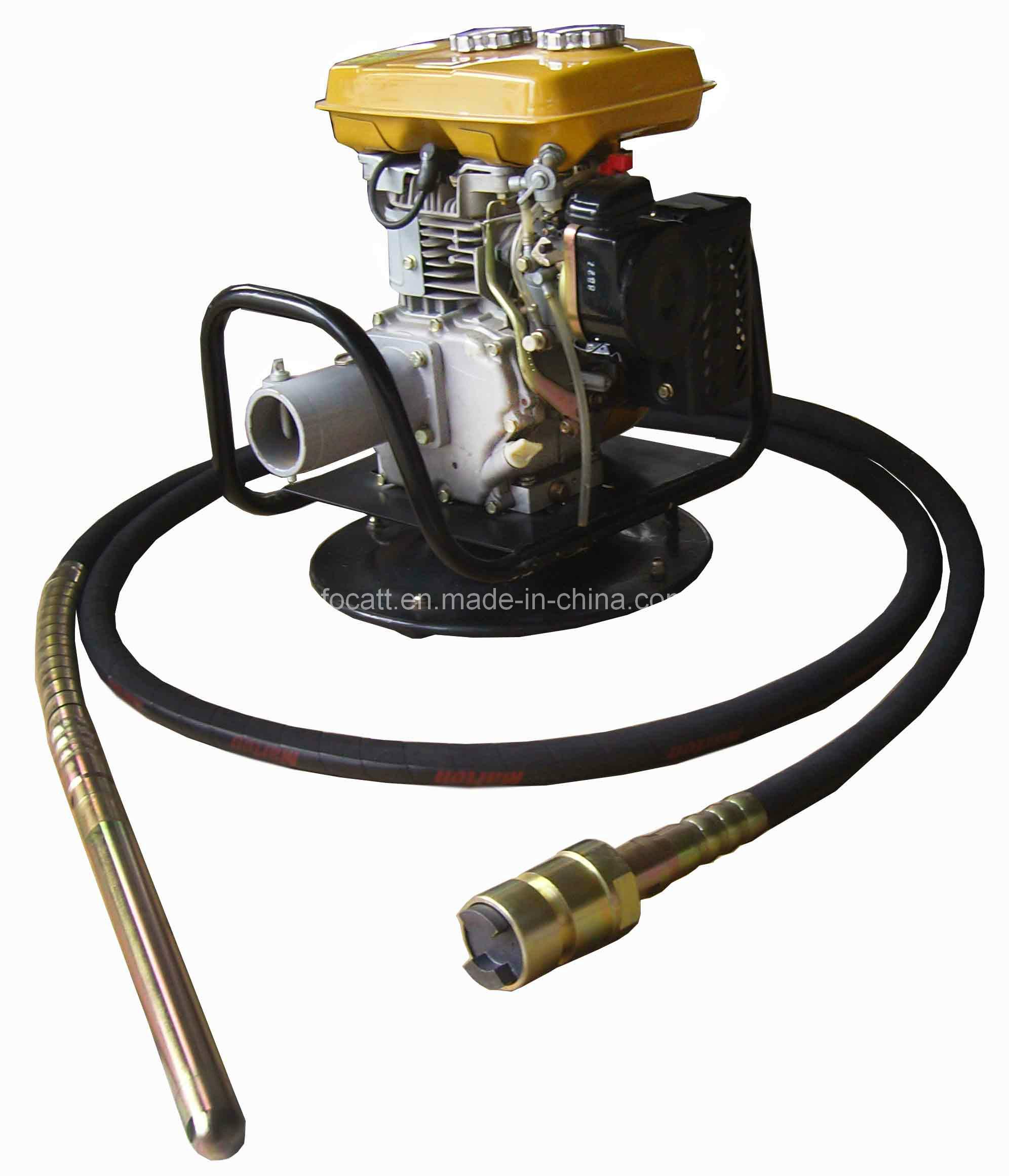 Concrete Vibrator, Petrol Type
