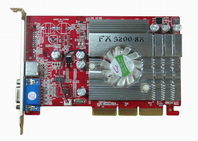 Drivers Nvidia Geforce Fx 5200 Vga