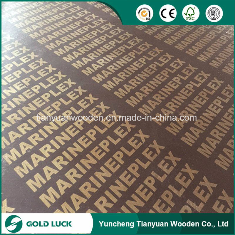 Building Material Shuttering Plywood for Construction
