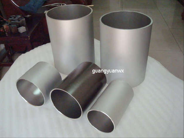 Aluminium Round Extruded Pipe