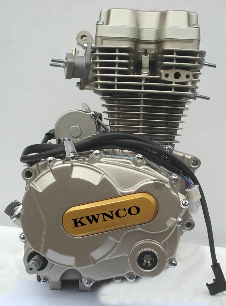 Motorcycle Engine (GW125-V4)