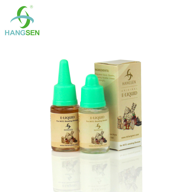 Hangsen 20ml E-Liquid Pet Bottle for E-Smoking