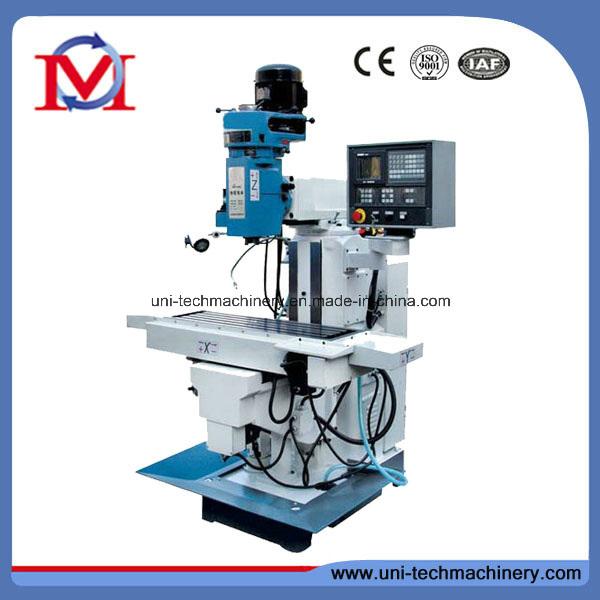 Universal Metal CNC Milling Machine (XK7130A)