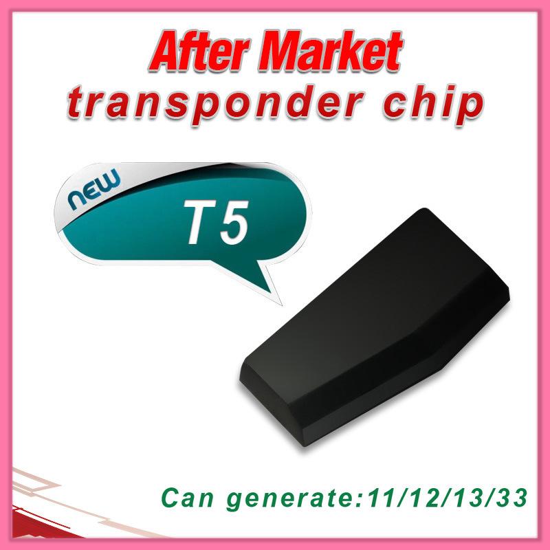 Tp05 T5 ID20 Blank Carbon Transponder Chip