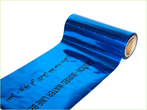 Aluminum Foil Underground Detectable Warning Tape with Low Price