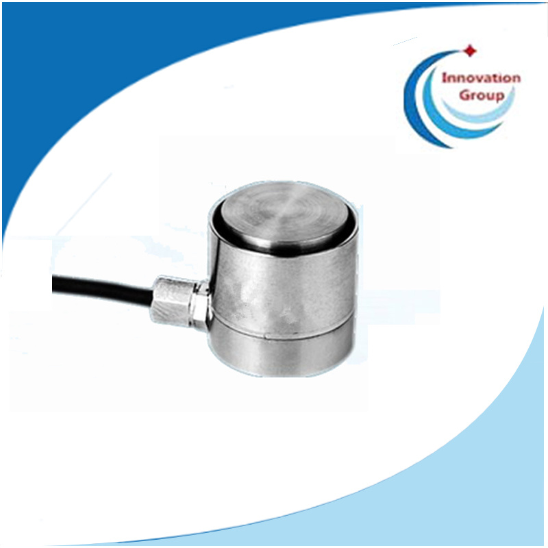 Mini Stainless Steel 10kn~150kn Force Sensor in-Mi-0305