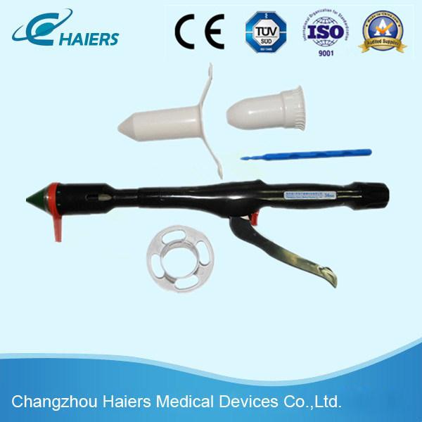 Sugical Hemorrhoids Stapler Manufacturer