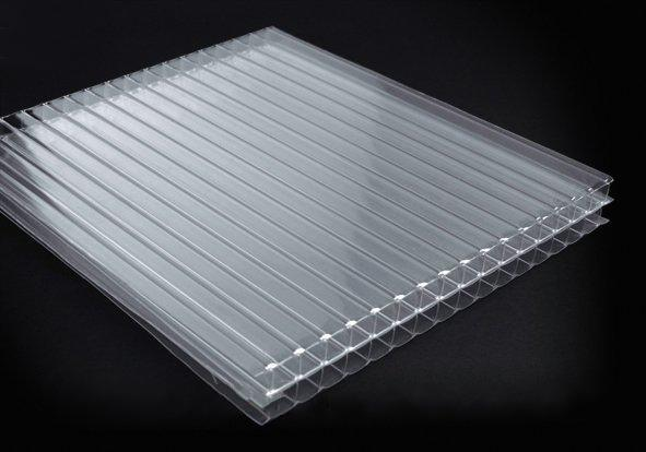 Polycarbonate Sheet Pricing : China mm polycarbonate sheet triple wall clear