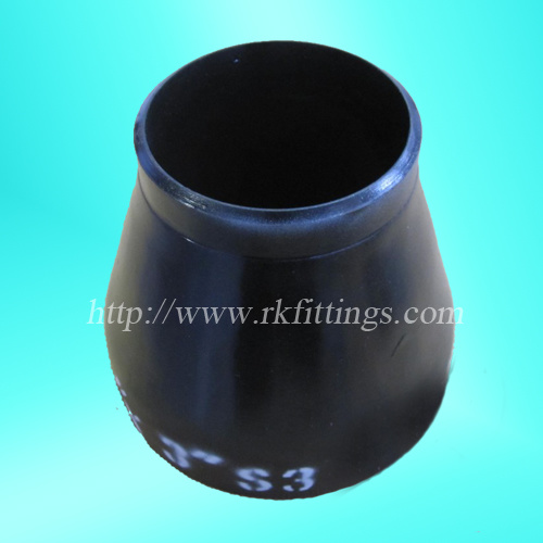 China butt weld concentric reducer carbon steel