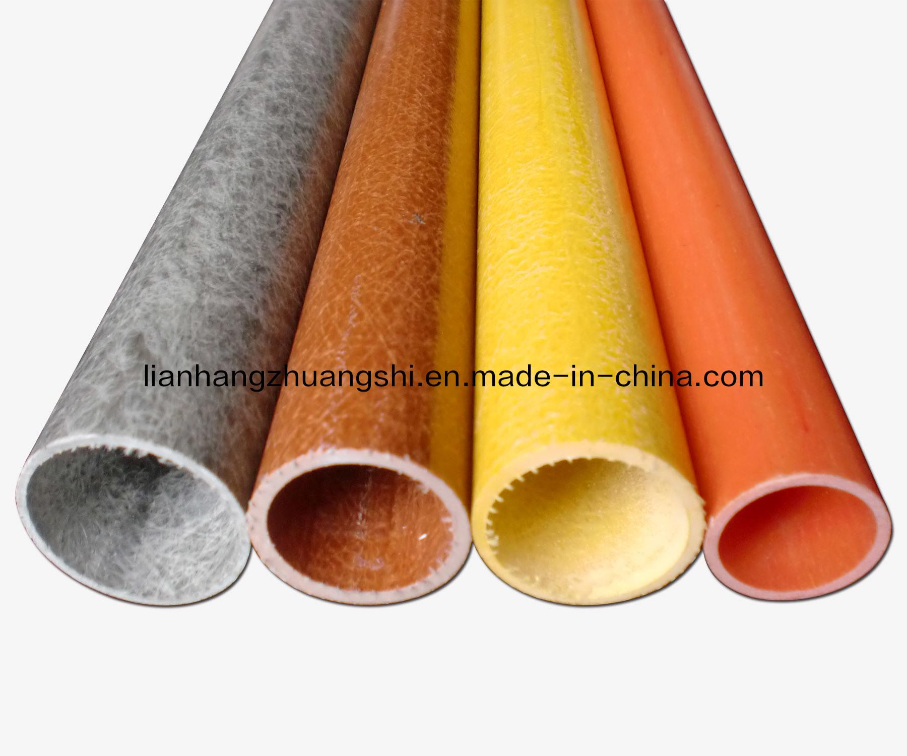 Glass Fiber FRP/GRP Round Tube for Industral