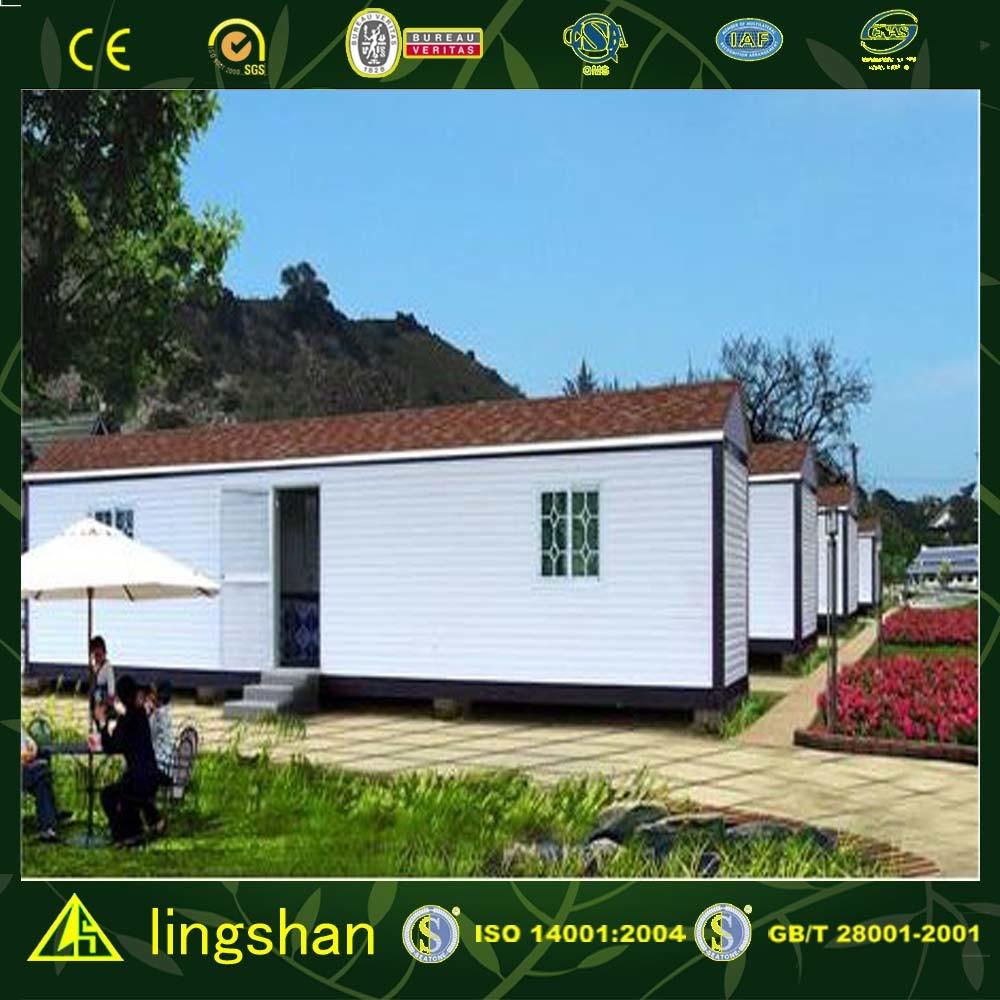 Prefab Homes (LS-MC-003)