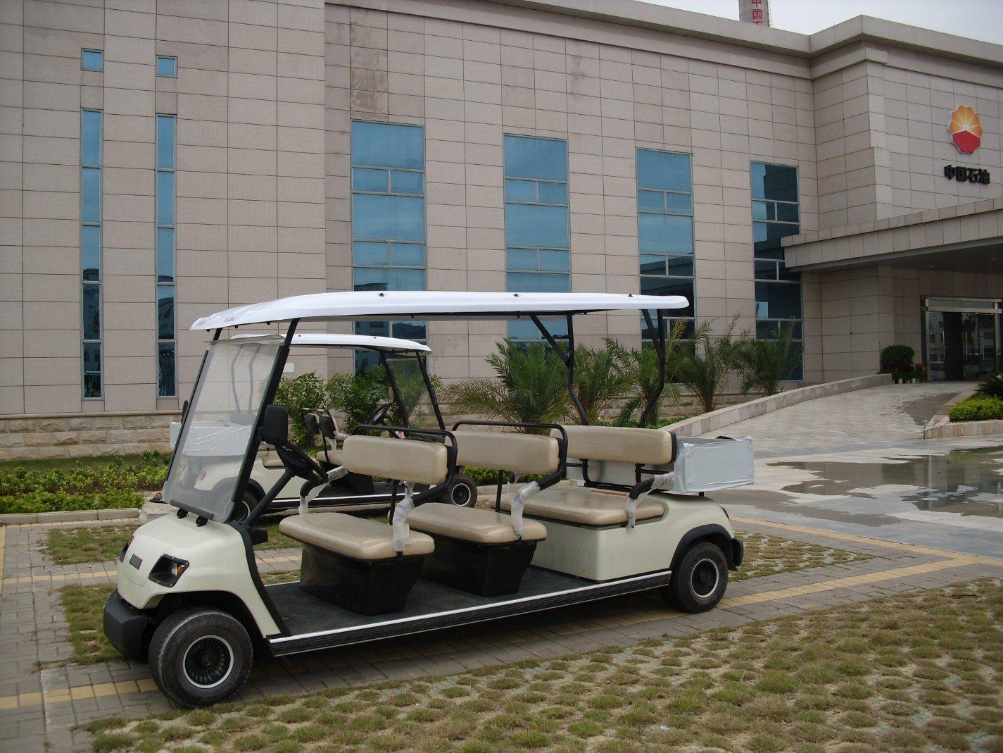 Ce Certificated 8 Seats Golf Car