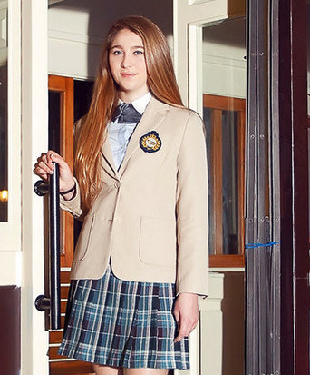 2014 School Uniform with Skirts