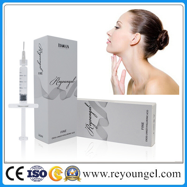 Hyaluronic Acid Dermal Filler Injectable Beauty Product
