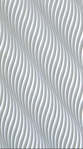 China Indoor Wall Panel China Mdf Wave Panel Indoor