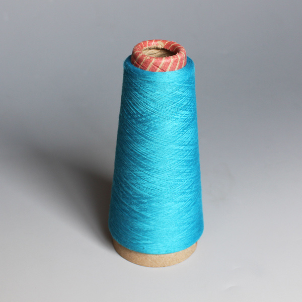Polyester Spun Yarn- Lake Blue