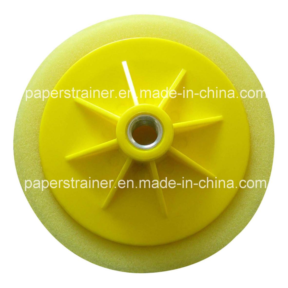 Foam Polishing Pad Yellow 150X45mm