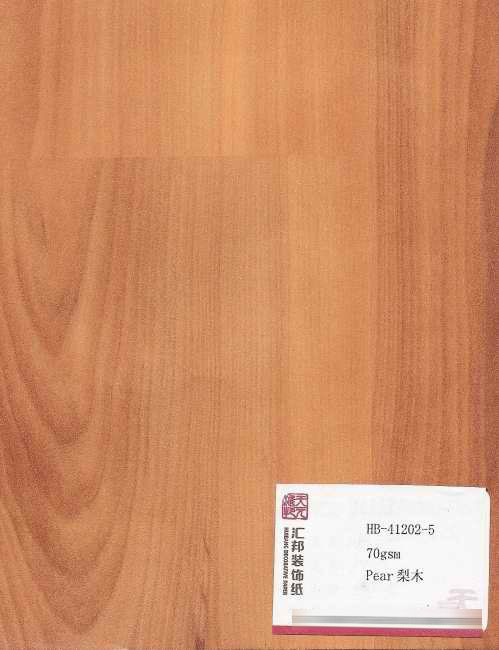 Pear Decorative Paper (HB-41202-5)