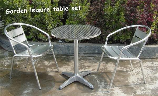 Aluminum Outdoor Furniture China Aluminum Table Aluminum Chair