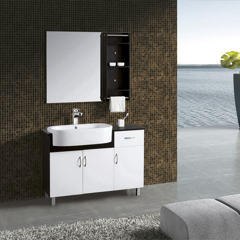Furniture as Bathroom Vanity