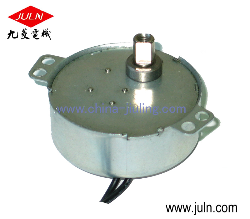 China Synchronous Geared Motor China Micro Motors