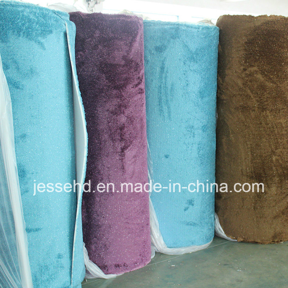 Washable Comfortale 3PCS Bathroom Set Soft Floor Carpet