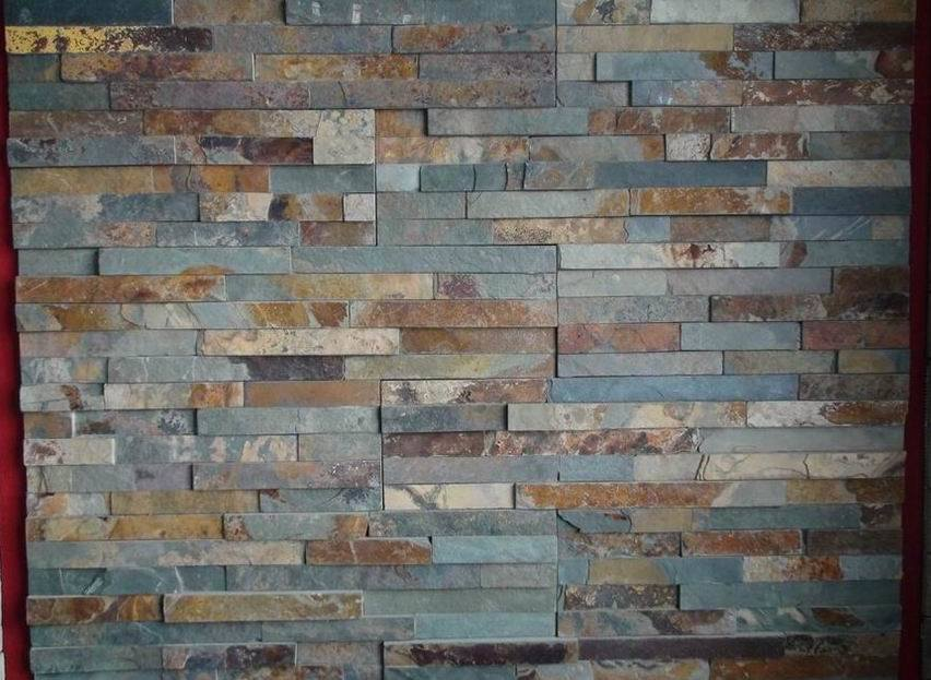 Ledger Stone Veneer : China stacked stone ledger veneer