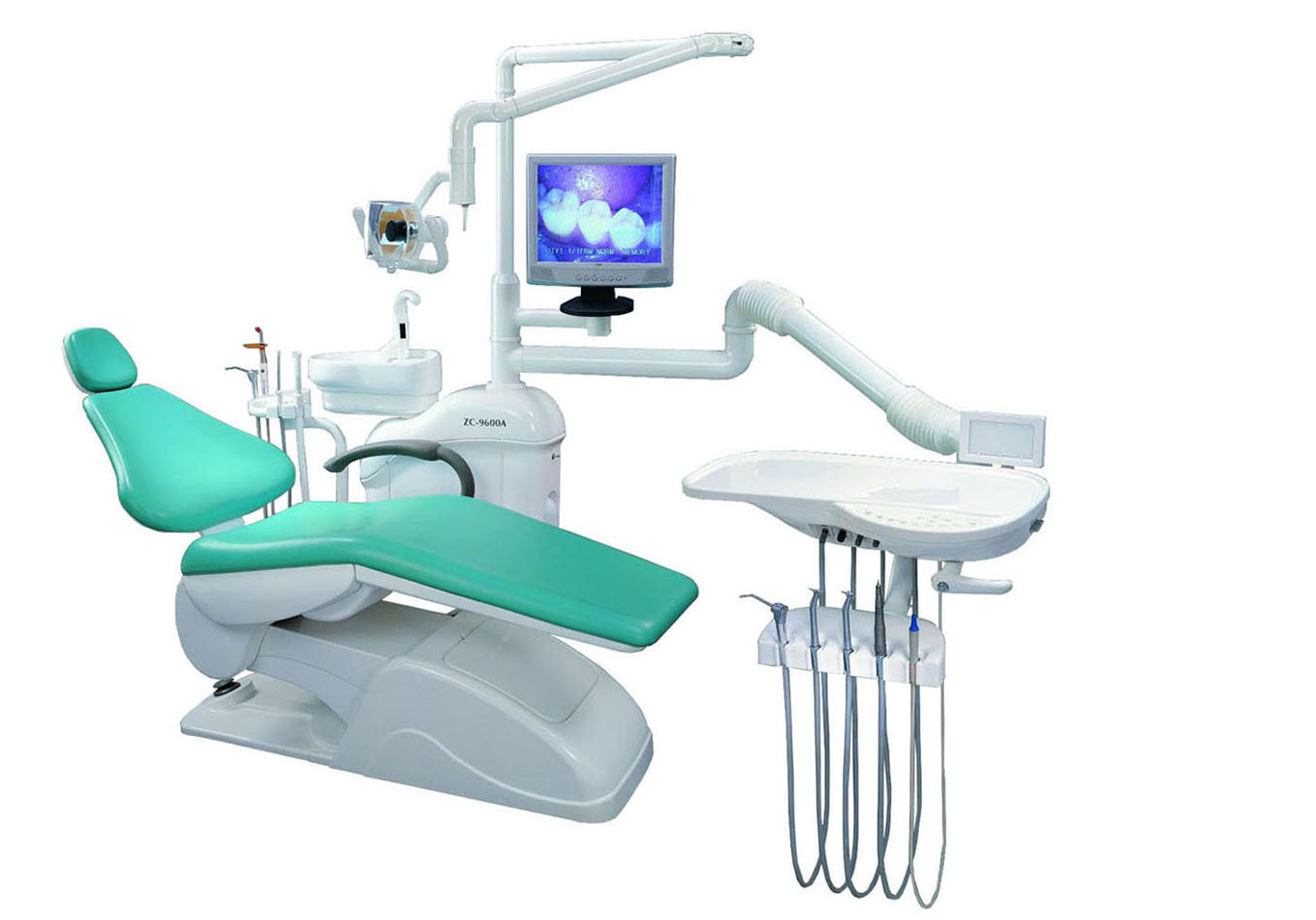 Computer Controlled Intergal Dental Unit (ZC-9600A)