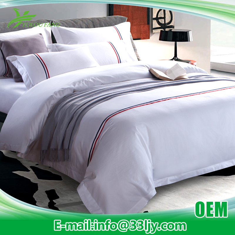 Cotton Embroidery Bedroom China Factory Cotton Quilt Set