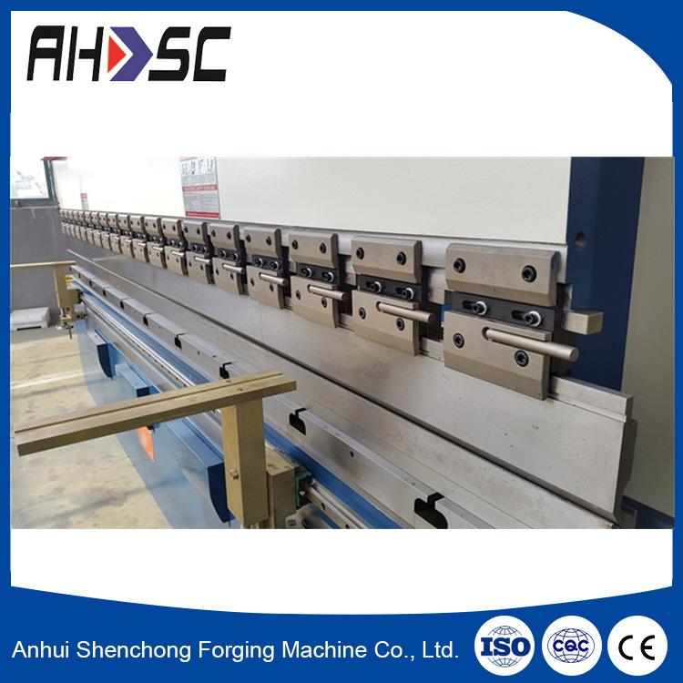 100t 3200mm Folding and Bending Hydraulic CNC Press Brake Machine