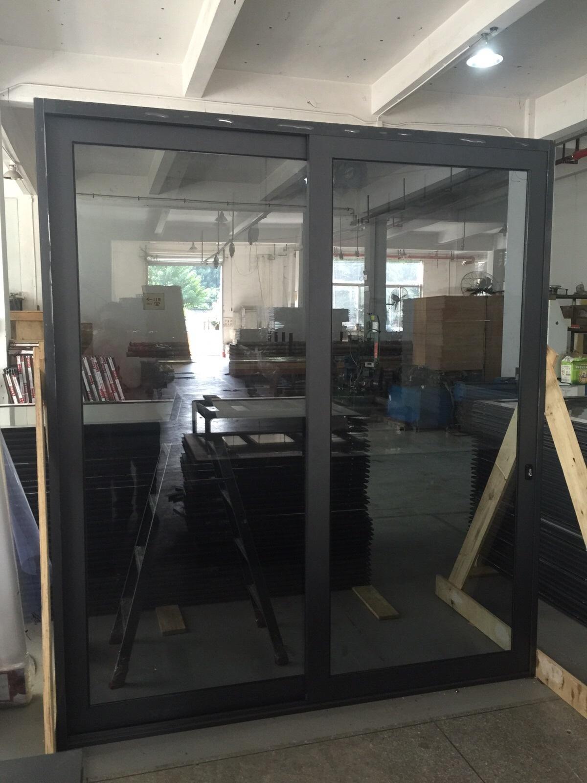 Hot Selling High Quality Customized Hotel Glass Sliding Door Aluminum Sliding Door