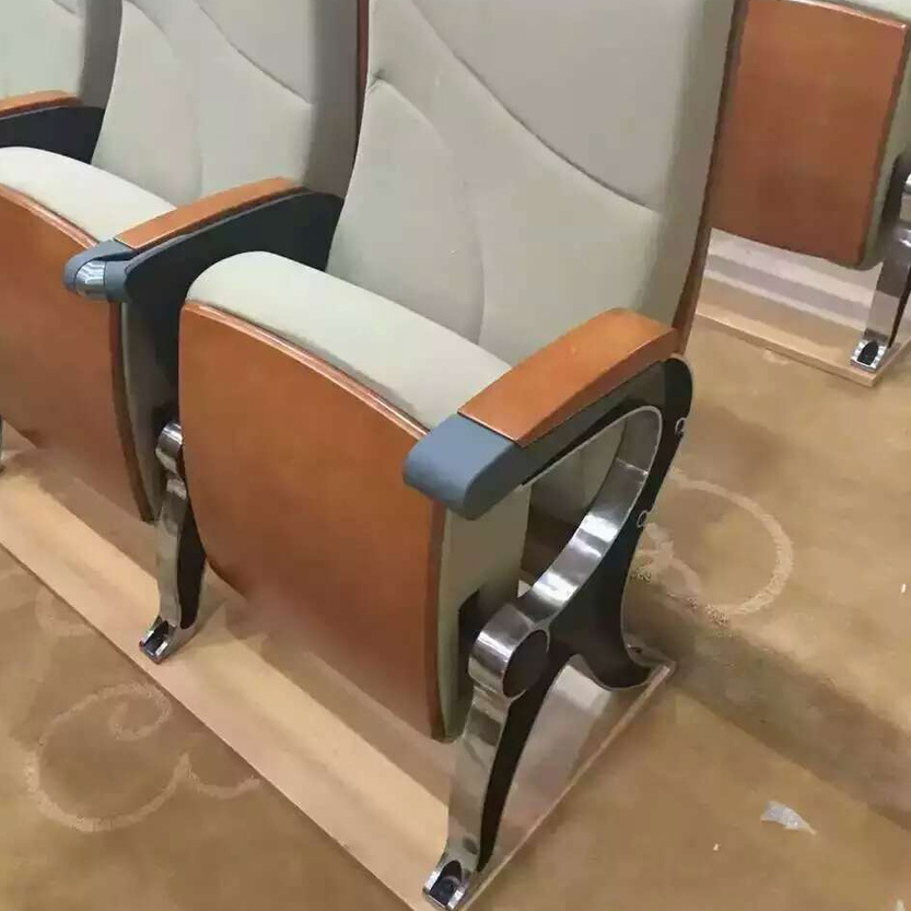 Conference Hall Seating, Auditorium Seat, Conference Hall Chairs, Push Back, Plastic Auditorium Seat Auditorium Seating, Auditorium Chair (R-6172)