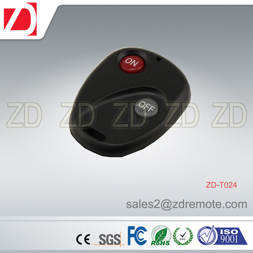 Best Selling2 Button Buick RF Remote Control Duplicator Copy Face to Face for Garage Door