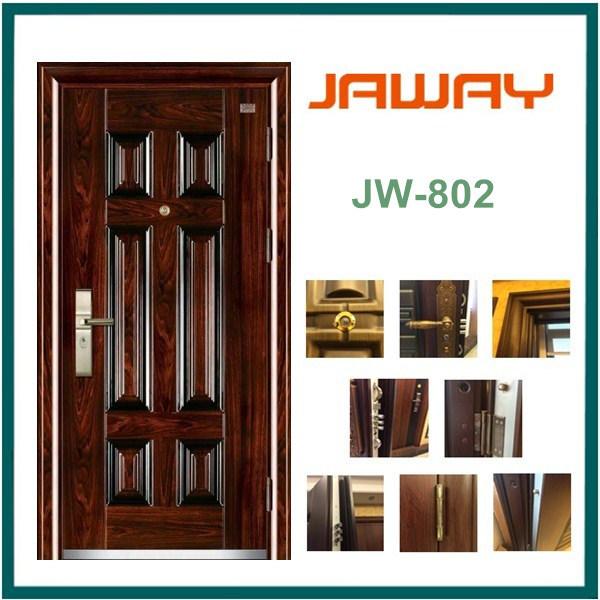 Classic Steel Door Design Model