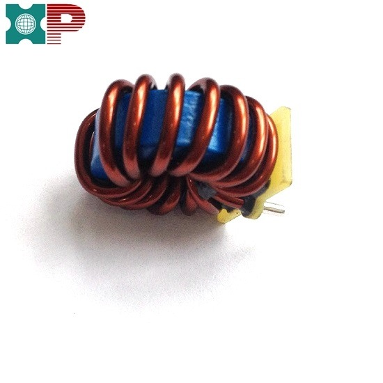 RoHS/SGS Drh Type Leaded Power Inductors with Wide Frequency Range