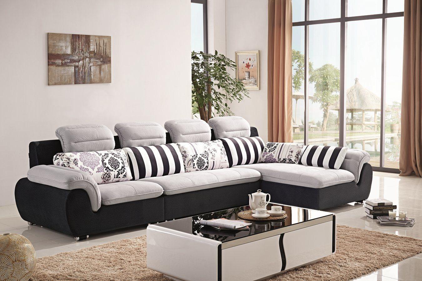 china 2015 u shape turkish style furniture fabric sofa
