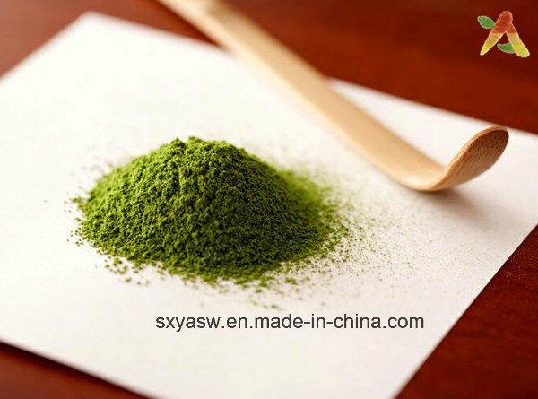 Shade Grown Steamed Green Tencha Green Tea Powder Matcha