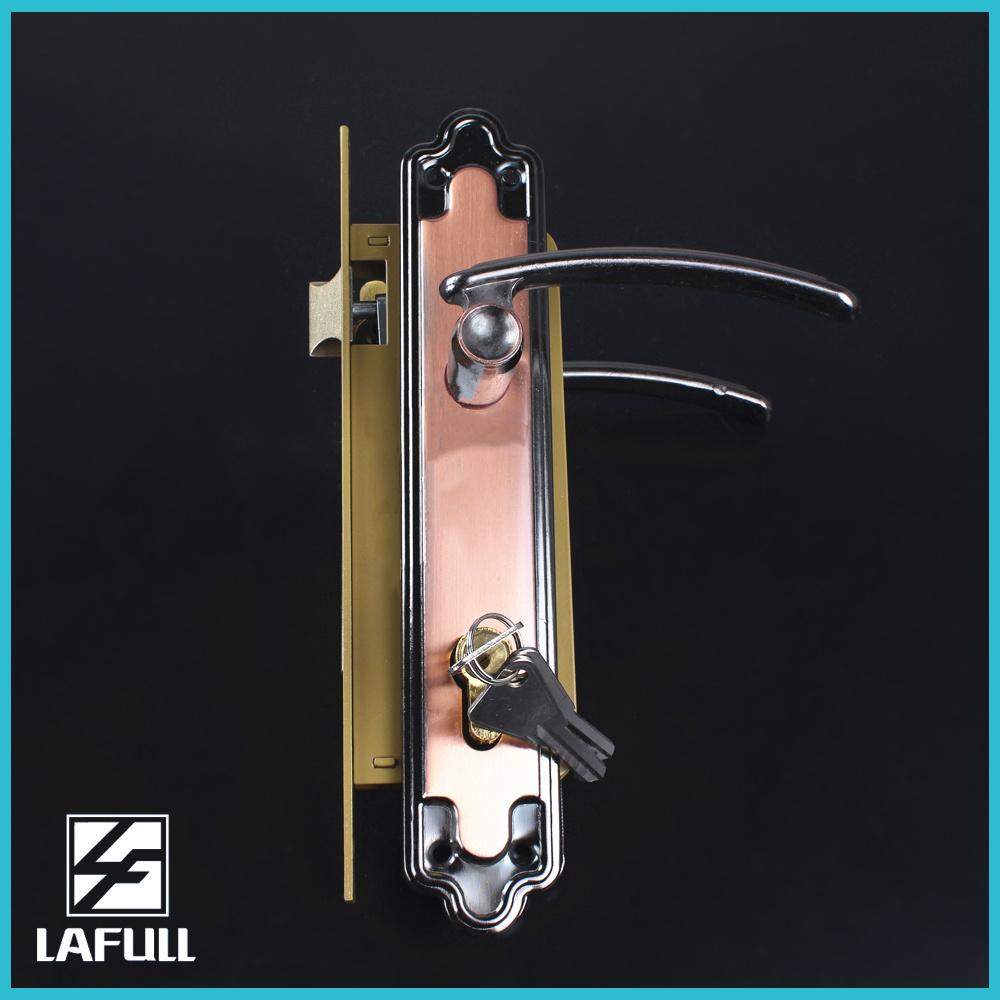 450wy Aluminium Handle Iron Key Security Door Lock