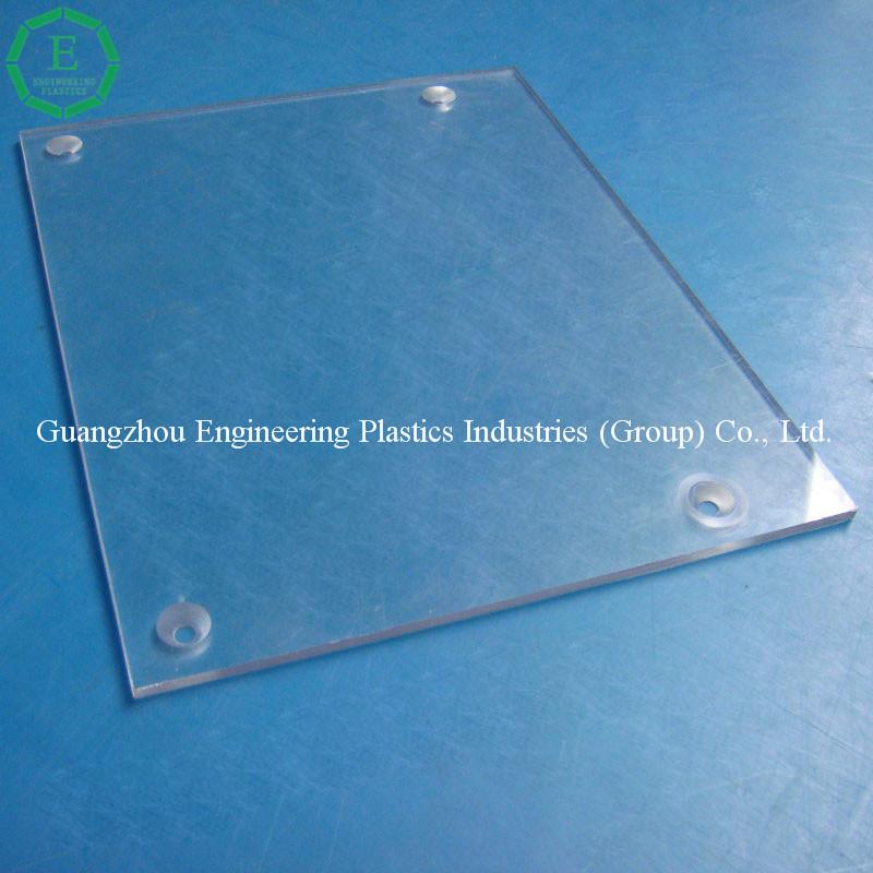 Good Light Transmission Polycarbonate Plate PC Sheet