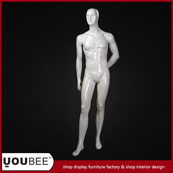 Wholesale Abstract Male Fiberglass Mannequin for Shopping Mall
