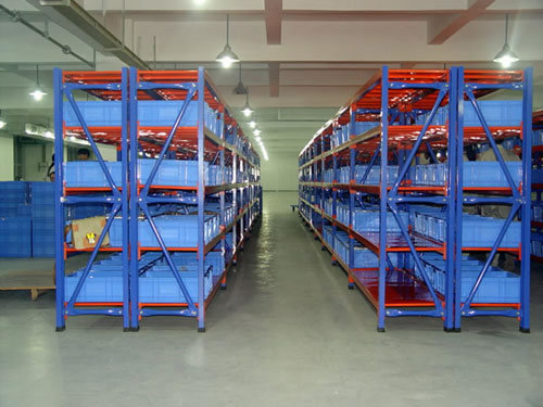 Medium Duty Warehouse Rack/Metal Rack/ Storage Racking/ Steel Shelves