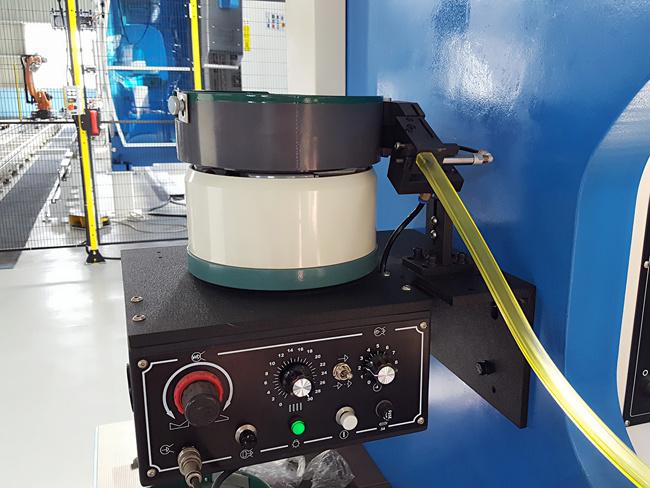 Insertion Machine (pneumatic, hydraumatic or hydraulic)