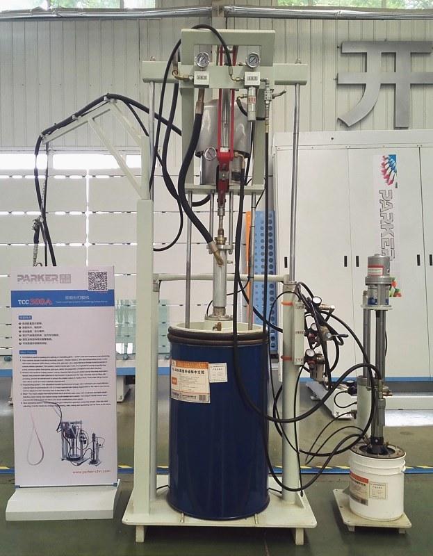 Silicone Sealant Filling Machine Two Component Sealant Extruder Machine