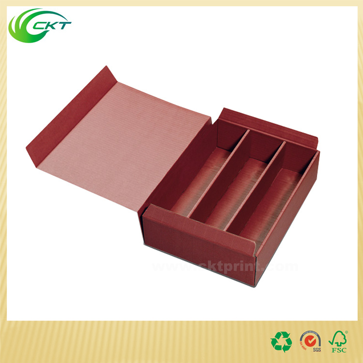 High-End Custom Made Jewelry Gift Paper Boxes Packaging