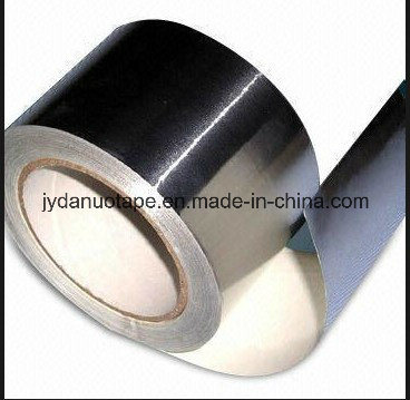 50mic Solvent Acrylic Adhesive Aluminium Foil Tape Used for Refrigerator