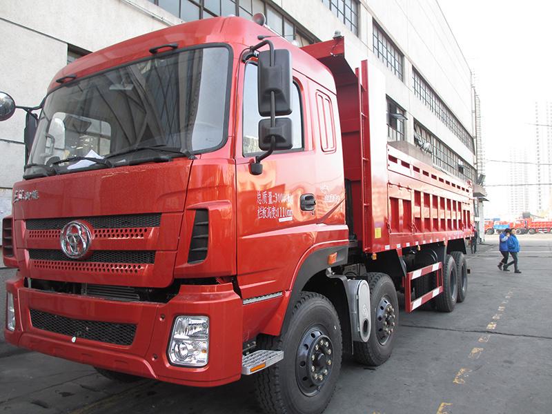 50 Ton Heavy Duty Minning Wholesale Steyr 8X4 Dump Truck
