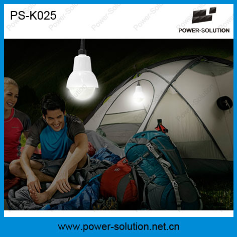 2016 Solar Africa DC 12V Solar Ceiling Fan with High Lumen LED Bulb System Phone Charging